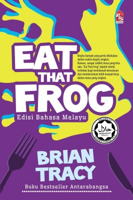 Eat That Frog by Brian Tracy from PTS Publications in Business & Management category