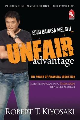 Unfair Advantage Edisi Bahasa Melayu