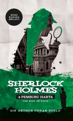 Sherlock Holmes: 4 Pemburu Harta - Edisi Bahasa Melayu by Imran Yusuf from PTS Publications in Teen Novel category