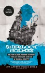 Sherlock Holmes: Silver Blaze, Wajah Kuning, Kerani Broker Saham & 'Gloria Scott' - Edisi Bahasa Melayu - text