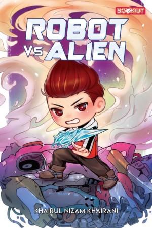 Robot vs Alien