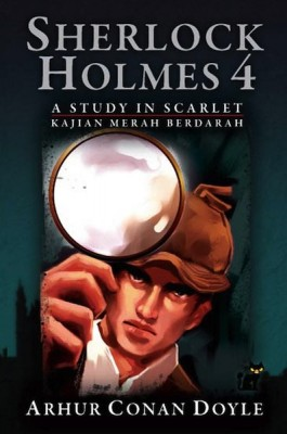 Sherlock Holmes - A Study in Scarlet by Arthur Conan Doyle from PTS Publications in Teen Novel category