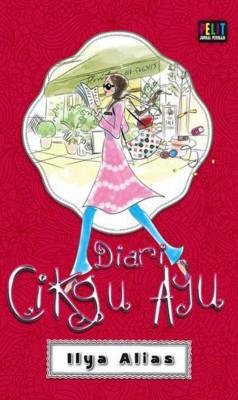 Diari Cikgu Ayu by Ilya Alias from PTS Publications in Teen Novel category