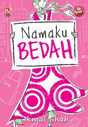 Namaku Bedah by Ikmal Shah from PTS Publications in Teen Novel category