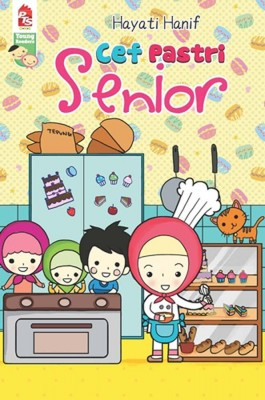 Cef Pastri Senior by Hayati Hanif from PTS Publications in Teen Novel category