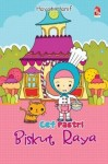 Cef Pastri - Biskut Raya - text