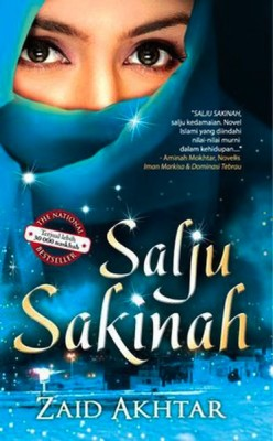Salju Sakinah by Zaid Akhtar from PTS Publications in General Novel category
