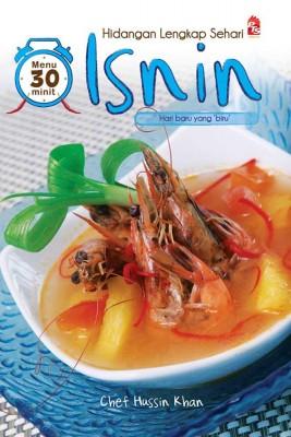 Hidangan Lengkap Sehari : Isnin by Chef Hussin Khan from PTS Publications in Recipe & Cooking category
