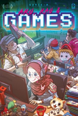 Aku, Kau & Games by Artis-artis Komik-M from PTS Publications in Comics category