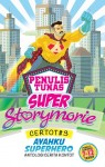 Tunas Super: Certot #3: Antologi Cerita Kontot: Ayahku Superhero - text
