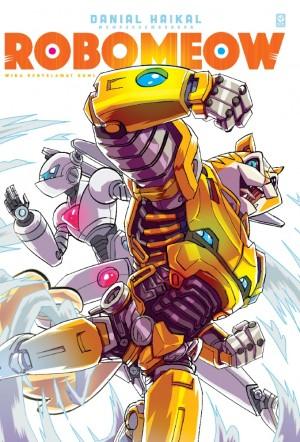 Robomeow #1: Wira Penyelamat Bumi