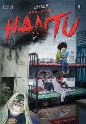 Aku, Kau & Hantu: Asrama by Artis-artis Komik-M from PTS Publications in Comics category