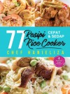 77 Resipi Cepat & Sedap Rice Cooker by Chef Hanieliza from  in  category
