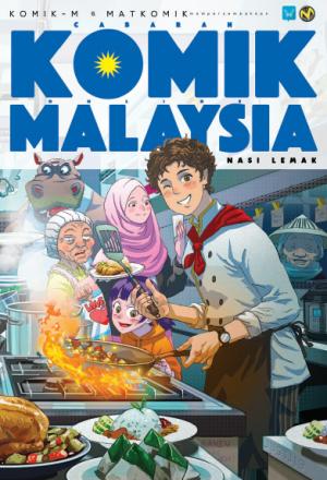 Cabaran Komik Online Malaysia (CKOM): Nasi Lemak