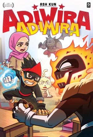 Adiwira #6: Adimira