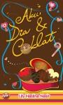 Aku, Dia & Coklat - text