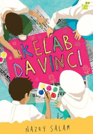 Kelab Da Vinci by Nazry Salam from PTS Publications in Teen Novel category