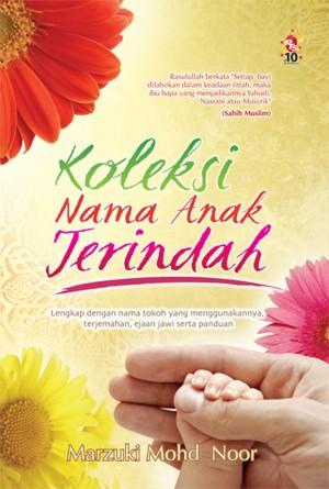 Koleksi Nama Anak Terindah by Marzuki Mohd Noor from PTS Publications in Teen Novel category