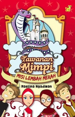 Tawanan Mimpi 2: Misi Lembah Merah by Maslina Ngadiman from PTS Publications in Teen Novel category