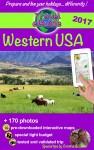 Western USA - text