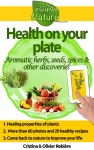 Aromatic plants for your health - text