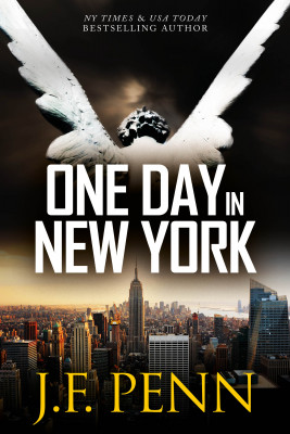 One Day In New York by J. F. Penn from PublishDrive Inc in Religion category