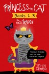 Princess the Cat: The First Trilogy, Books 1-3. - text