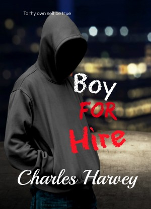 Boy For Hire by Charles Harvey from PublishDrive Inc in General Novel category