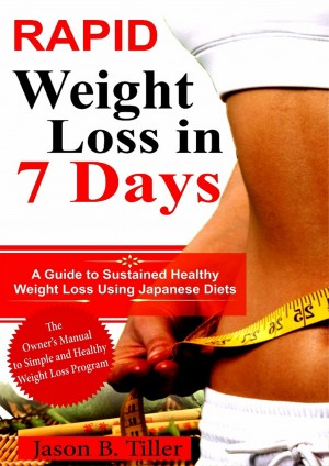 Rapid Weight Loss in 7 Days by Jason B. Tiller from PublishDrive Inc in Family & Health category