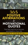 365 Positive Affirmations & Motivational Quotes - text