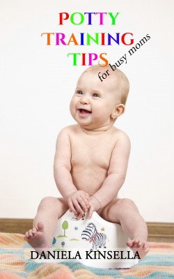 Potty Training Tips for Busy Moms