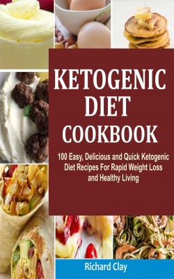 Ketogenic Diet Cookbook by Clay Richard from PublishDrive Inc in Recipe & Cooking category