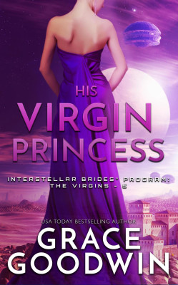 His Virgin Princess by Grace Goodwin from PublishDrive Inc in General Novel category