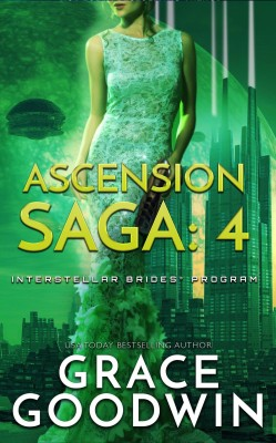 Ascension Saga: 4 by Grace Goodwin from PublishDrive Inc in General Novel category
