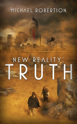 New Reality by Michael Robertson from PublishDrive Inc in General Novel category