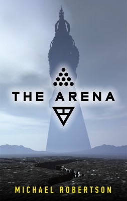 The Arena by Michael Robertson from PublishDrive Inc in General Novel category