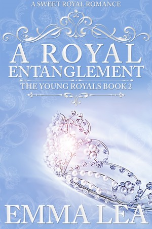 A Royal Entanglement by Emma Lea from PublishDrive Inc in General Novel category