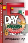 5-Day Spanish Language Challenge - text