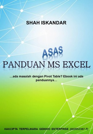 Panduan Asas MS Excel by Shah Iskandar from PublishDrive Inc in Motivation category