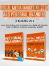 Social Media Marketing 2019 and Personal Branding 2 Books in 1 - text