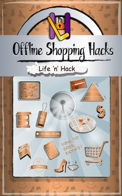 Offline Shopping Hacks by Life 'n' Hack from PublishDrive Inc in Business & Management category