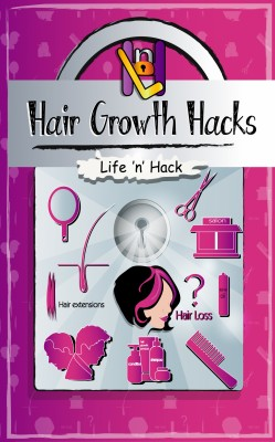 Hair Growth Hacks by Life 'n' Hack from PublishDrive Inc in Sports & Hobbies category