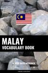 Malay Vocabulary Book - text