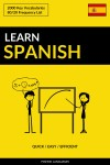 Learn Spanish - Quick / Easy / Efficient - text