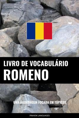Livro de Vocabulário Romeno