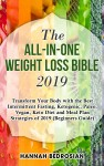 The All-in-One Weight Loss Bible 2019 - text