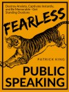Fearless Public Speaking - text