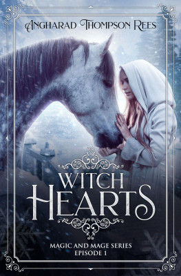 Witch Hearts by Angharad Thompson Rees from PublishDrive Inc in General Novel category