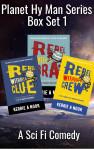 Planet Hy Man Series Box Set - text