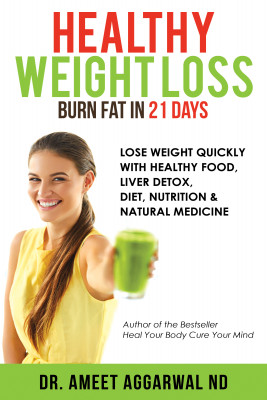 Healthy Weight Loss - Burn Fat in 21 Days